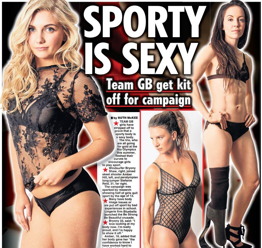 Athletic beatiful sexy strip